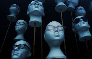 bril van een ander